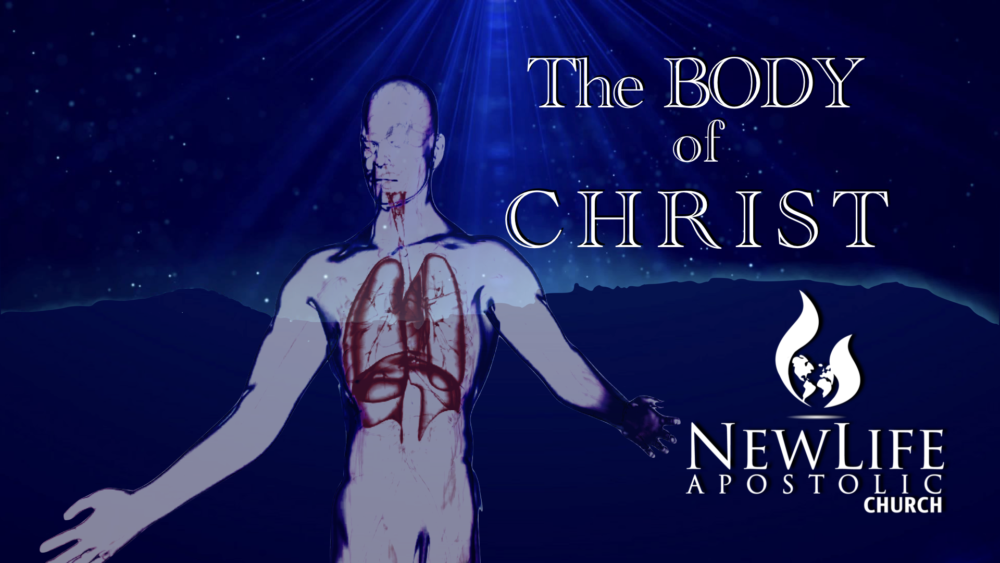 New Sermon Series – The Body of Christ
