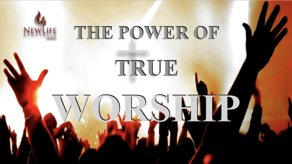 The Attitude of Worship