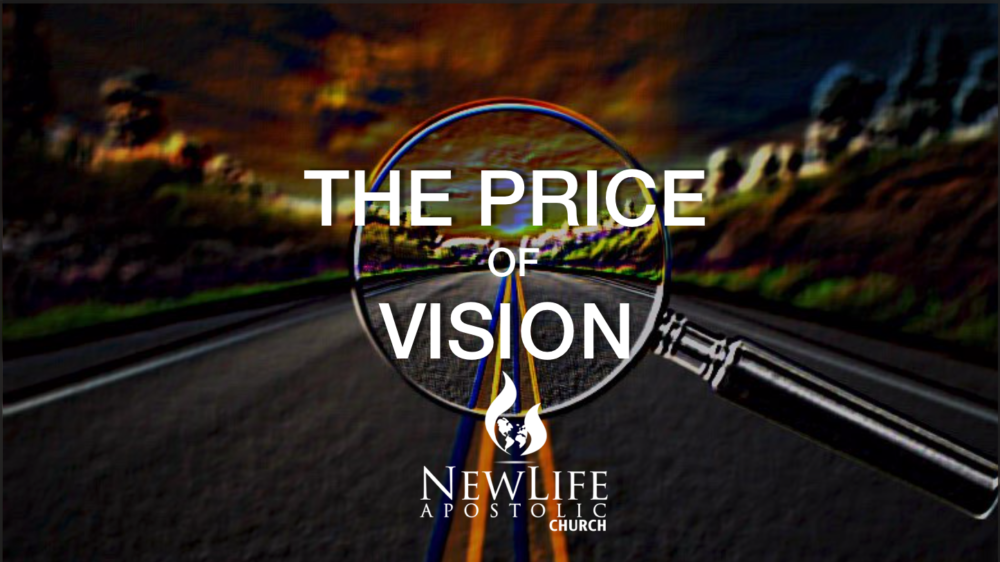 The Price of Vision