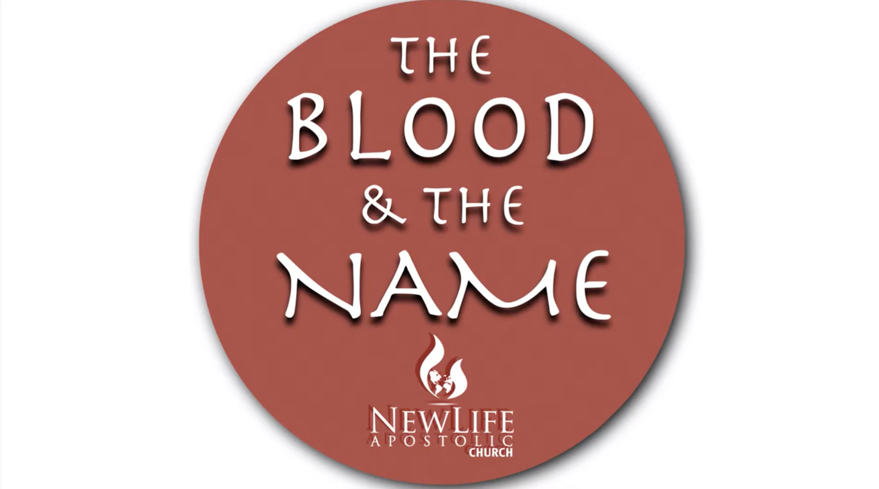 The Blood and the Name – Livestream